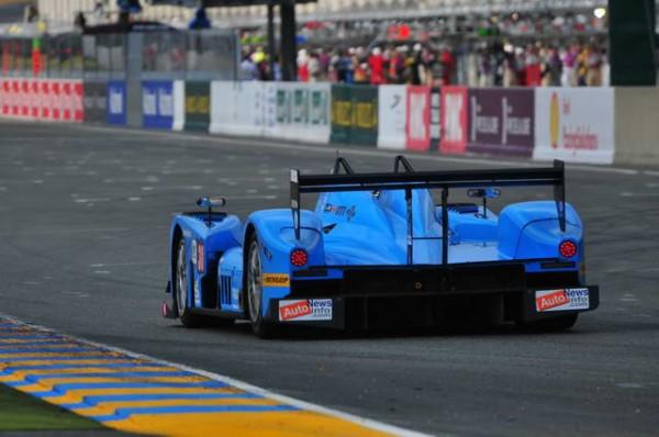 NORMA- Team PEGASUS au Mans en juin 2010 - Autonewsinfo en était -Photo Thierry COULIBALY