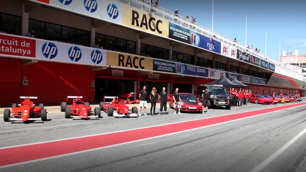 PIGET GT EMOCION Montmelo photo MP Racing
