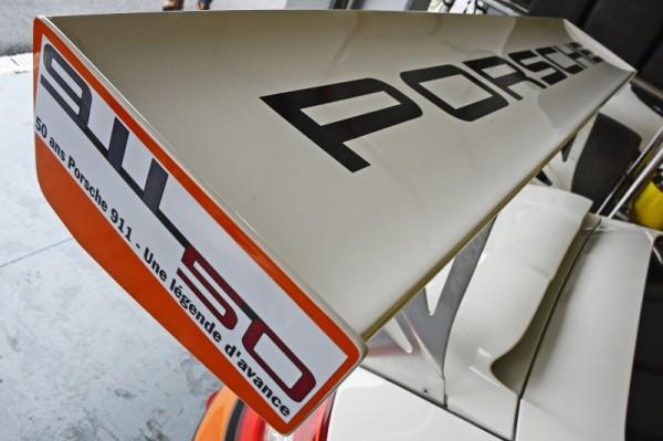 PORSCHE CARRERA CUP 2013 50 ANS DE LA 911