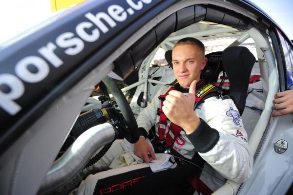 PORSCHE-CARRERA-CUP-2013-Sebastien Loeb Racing-Come Ledogar© ORECA- DPPI