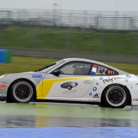 AUTO - TESTS PORSCHE CARRERA CUP 2013