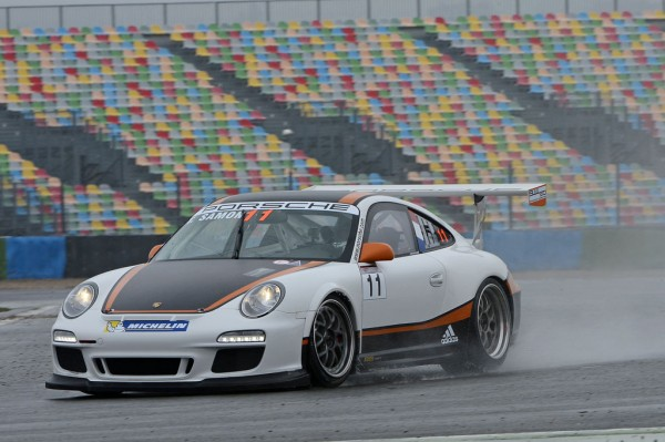 PorscheMatmutCarreraCup 2013 EssaisOfficiels Magny cours SAMON