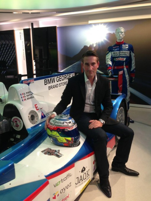 ROMAIN-BRANDELA-Présentation-LOLA-JUDD-BMW-Team-DKR-a-PARIS