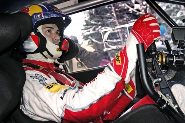 Rally FAFE au PORTUGAL le 6 avril 2013 Victoire de la DS3 de Dani SORDO