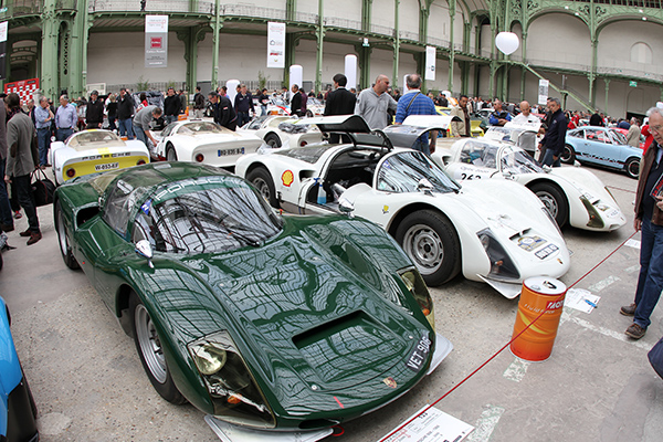TOUR-AUTO-2013-AU-GRAND-PALAIS-De-tres-belles-PORSCHE-Protos-Photo-Gilles-VITRY-autonewsinfo