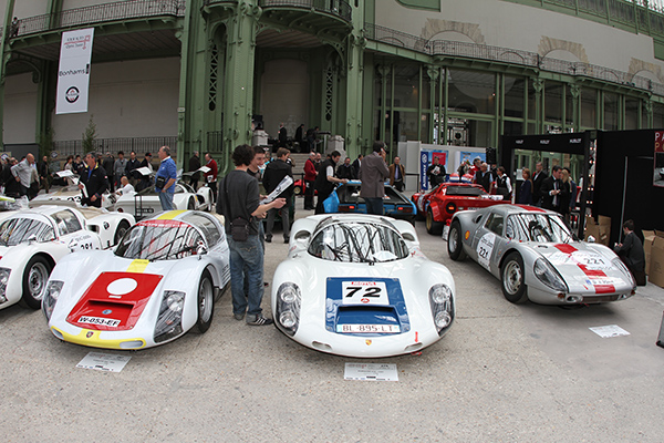 TOUR-AUTO-2013-AU-GRAND-PALAIS-Les-belles-PORSCHE-Protos-904-906-910-Photo-Gilles-VITRY-autonewsinfo