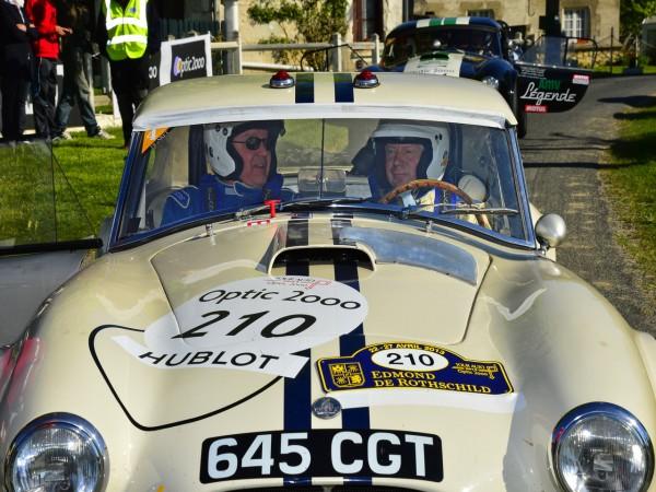 TOUR AUTO 2013 COBRA VICTORIEUSE de Carlos MONTEVERDE Gary PEARSON Photo Max MALKA pour autonewsinfo