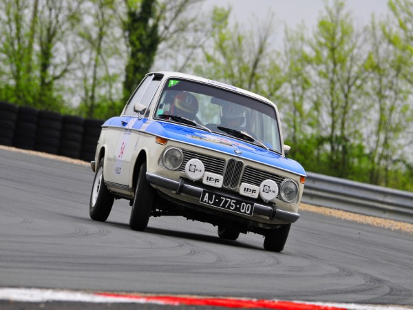 TOUR AUTO 2013 Photo de Max MALKA pour autonewsinsinfo BMW 1600 1970 Michel ROSTANG Jean Paul LACOMBE