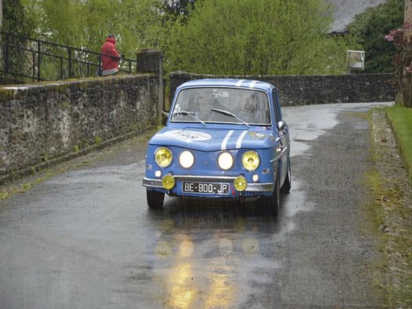 TOUR AUTO 2013 Photo de Max MALKA pour autonewsinsinfo R8 GORDINI 1967 Gerard SALATJean Pierre BIGGI.