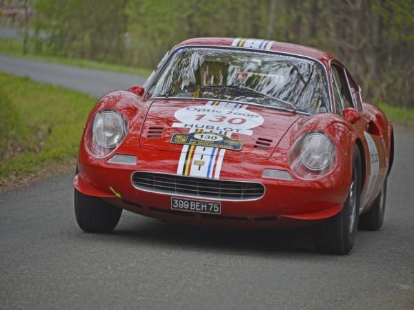 TOUR-AUTO-2013-Photo-de-Max-MALKA-pour-autonewsinsinfo-fERRARI-DINO-206-GT-1969-Eric-NEUBAUER-Stephane-SERTANG