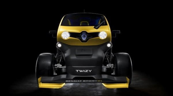 TWIZY RENAULT F1 RST