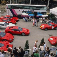 VAN-ROSSEM-et-son-impressionnante-collection-de-FERRARI-©-Manfred-GIET