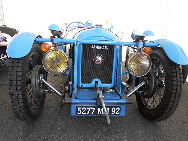 VINTAGE-REVIVAL-MONTLHERY-2013-AMILCAR Photo autonewsinfo