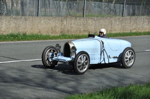 VINTAGE REVIVAL MONTLHERY 2013 Bugatti Type 36 Single Seater 1936 Photo Jean Pierre PASCHE