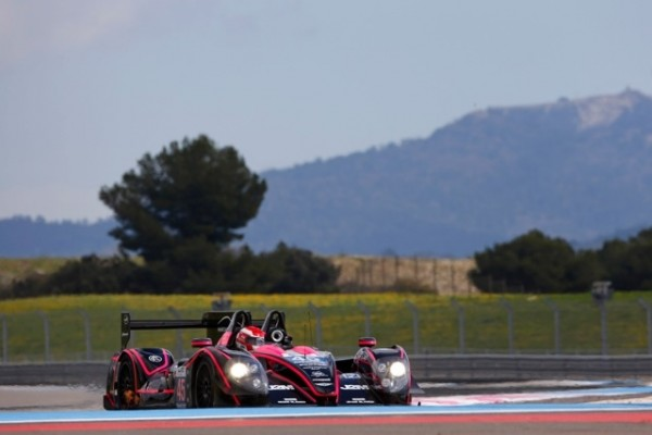 WEC-2013-MORGAN-OAK-Racing aux Test du Paul Ricard. Photo Jean Michel LE MEUR - DPPI