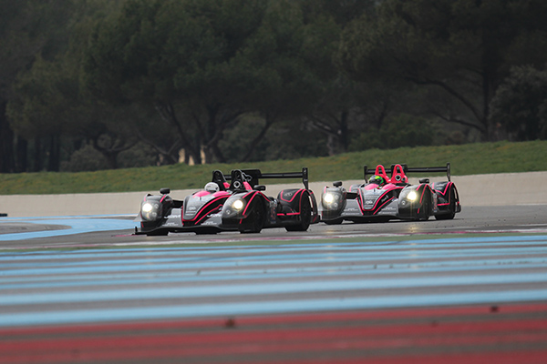 WEC-2013-Test-PAUL-RICARD-Les-2-OAK-Racing-num-24-et-45-Photo-Gilles-VITRY-autonewsinfo