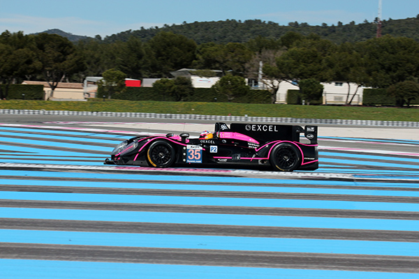 WEC-2013-Test-PAUL-RICARD-OAK-Num-35-BAGUETTE-GONZALES-PLOWMAN-photo-Gilles-VITRY-autonewsinfo