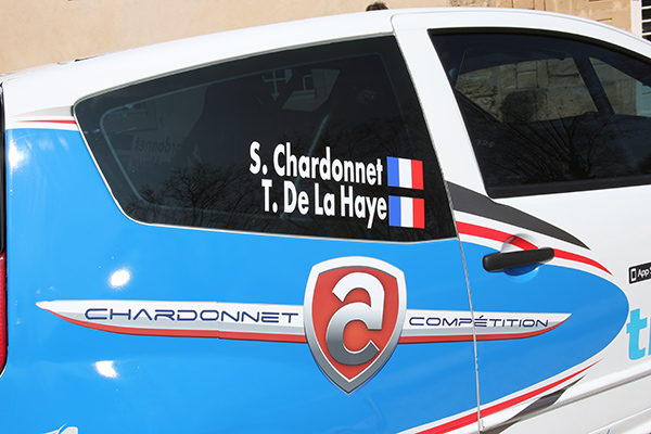 WRC 2013 CHARDONNET DE LA HAYE PHOTO Gilles VITRY autonewsinfo
