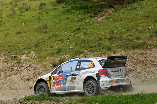 WRC 2013  PORTUGAL VW POLO MIKKELSEN Photo Jo LILLINI