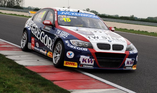 WTCC-2013-SLOVAKIA-RING-BMW-TOM-CORONELI-1ere-course-2-dimanche-28-avril