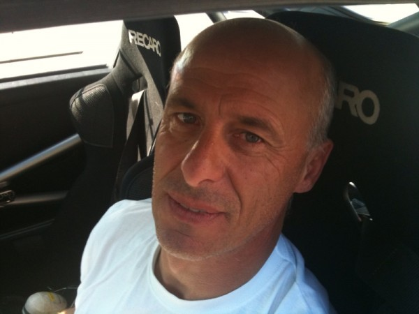 Philippe GACHE au Rallye du MAROC Historique 2012 - photo autonewsinfo