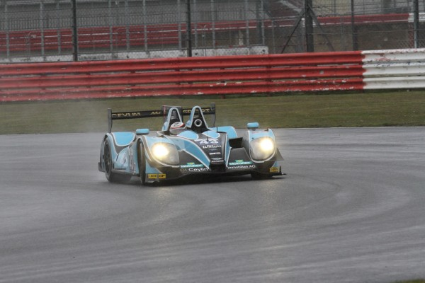 ELMS 2013 a Silverstone  - MORGAN JUDD - Team MORAND  du duo Franck MAILLEUX Natacha GACHNANG -Photo Gilles VITRY autonewsinfo