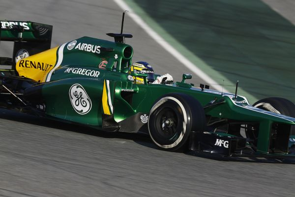 F1-2013-BARCELONE-CATERHAM-RENAULT-20-fevrier-CHARLES-PIC