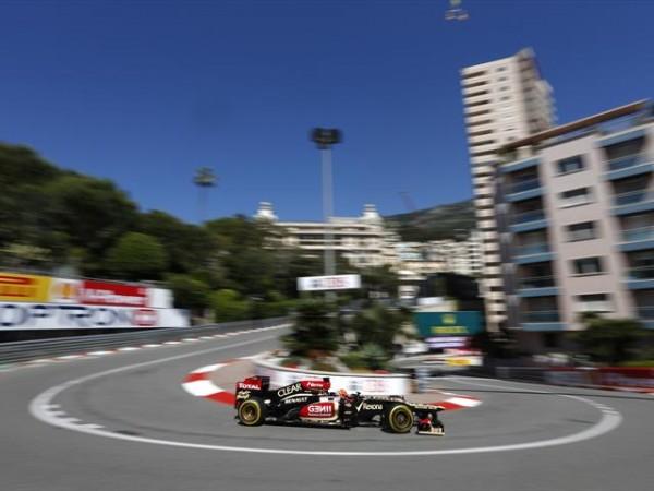 F1-2013-MONACO-ÉNORME déception dans le camp LOTUS-RENAULT.