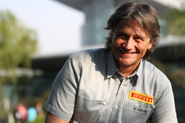 F1 2013 PIRELLI portrait Max Damiani, F1 Chief Engineer Co-ordinator