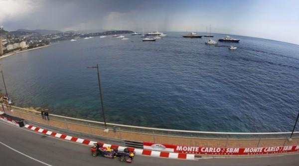 F1 MONACO 2013 Le port