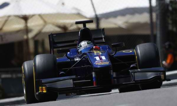 GP2-2013-MONACO-Sam-BIRD-1er-course