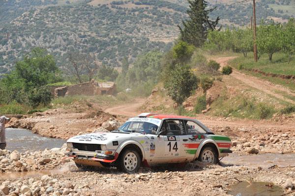MAROC-HISTOPRIQUE-2013-Copupé 504 de Christophe VAISON et Pascal DUFOUR --photo-David-GIARD-pour-autonewsinfo