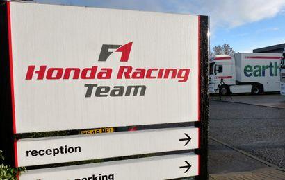 Conference de Presse Honda F1