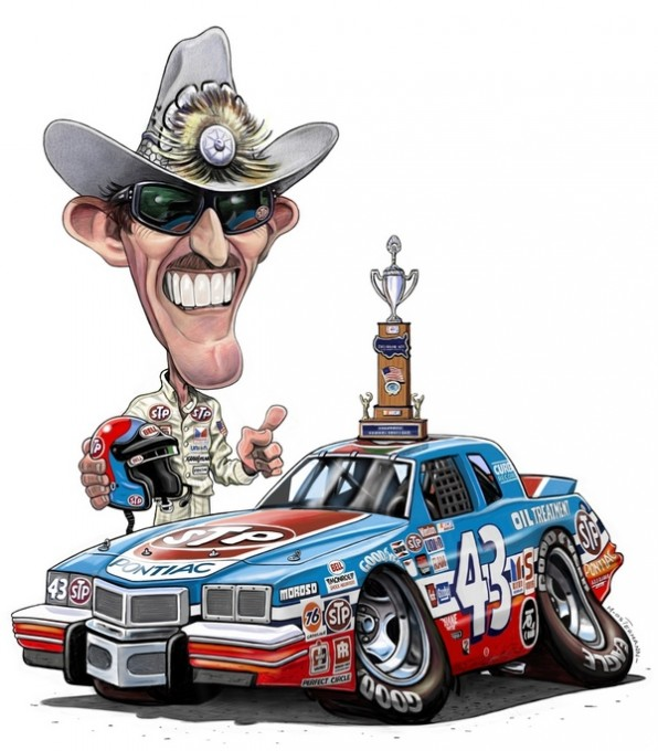 MARC-OSTERMANN-NASCAR-RICHARD-PETTY-@OSTERMANN-pour-autonewsinfo