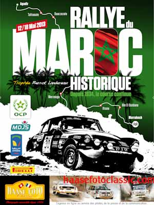 MAROC HISDTORIQUE 2013  Affiche