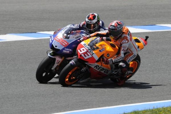MOTO GP 2013 JEREZ  LORENZO MARQUEZ C