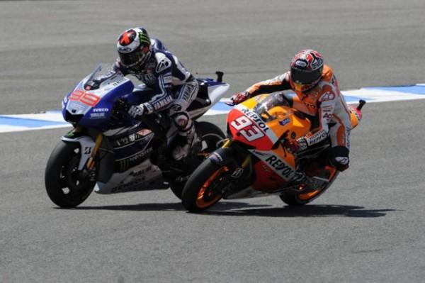 MOTO GP 2013 JEREZ  LORENZO MARQUEZ J