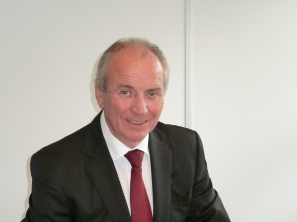 Mitsubishi Jean-Pierre Vaillant nouveau President France