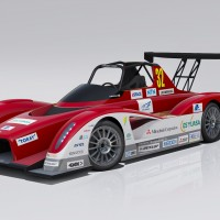 PIKES PEAK 2013   Team MITSUBISHI  MiEV Evolution II AV