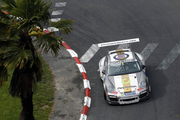 PORSCHE-CARRERA-CUP-2013-PAU-Come-LEDOGAR-photo-DPPI