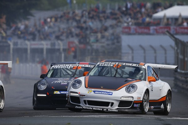 PORSCHE-CARRERA-CUP-2013-PAU-TROUILLETet-SAMON-photo-DPPI