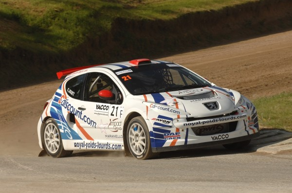 RALLYCROSS-2013-Christophe-Jouet-un-pistard-venu-cette-année-au-Rallycross