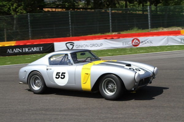 SPA-CLASSIC-2013-Trofeo-Nastro-Une-superbe-FERRARI-250-GT-©-Manfred-GIET-pour-autonewsinfo