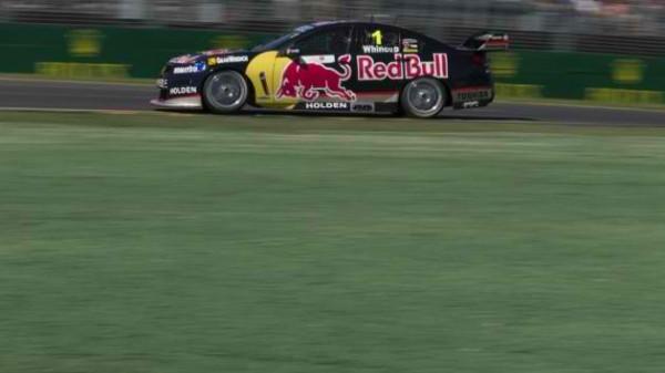 V8-SUPERCAR-2013-AUSTIN-Jamie WHINCUP-1er-course-4. Trois victoires en 4 courses a AUSTIN au TEXAS