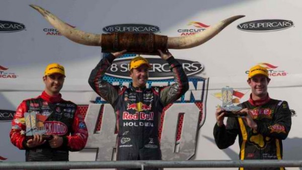 V8-SUPERCAR-2013-AUSTIN-Podium-WHINCUP-LOWNDES-COULTHARD