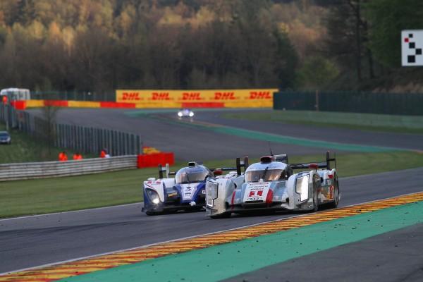 WE 2013 SPA Le duel Audi Toyota se poursuivra au Mans-© Manfred GIET pour autonewsinfo.