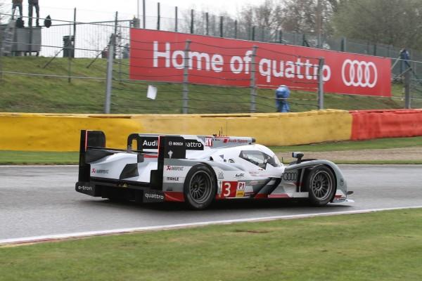 WEC 2013 SPA A Spa-Francorchamps Audi joue toujours à domicile!-© Manfred GIET- pour autonewsinfo.