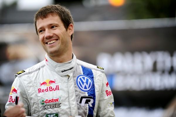 WRC 2013 -Avant le Rallye Grec de l'ACROPOLE - Seb OGIER Portrait.