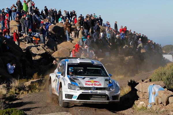 WRC-2013-ARGENTINE-SEB-OGIER-VW-Photo-Jo-LILLINI.