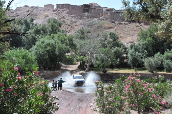 AMBIANCE OUED VERS ESSAOUIRA